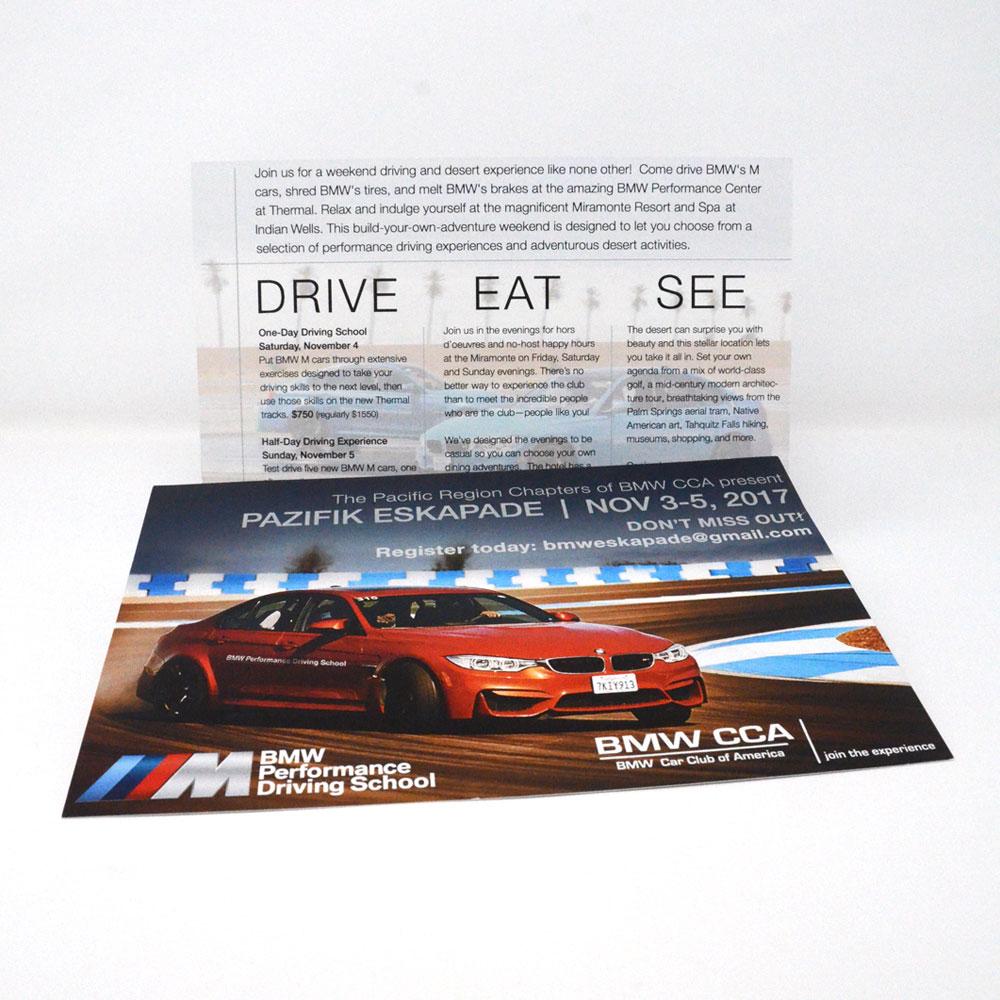 BMW Pazifik Eskapade