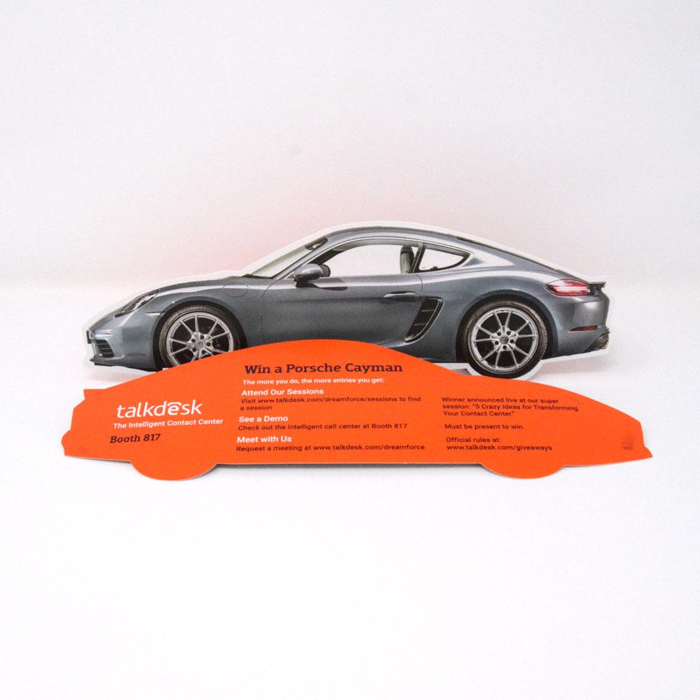 Talkdesk Porsche Cayman